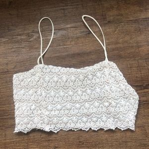 (3/$35) crochet crop top